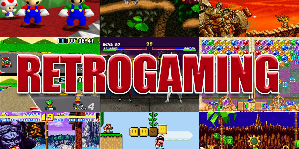 Discover the best retro video games